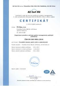 CSN EN ISO 14001:2016